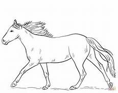 The Running Horse Coloring Pages To View Printable Version Or Color Horse Coloring Horse Coloring Books Horse Coloring Pages
