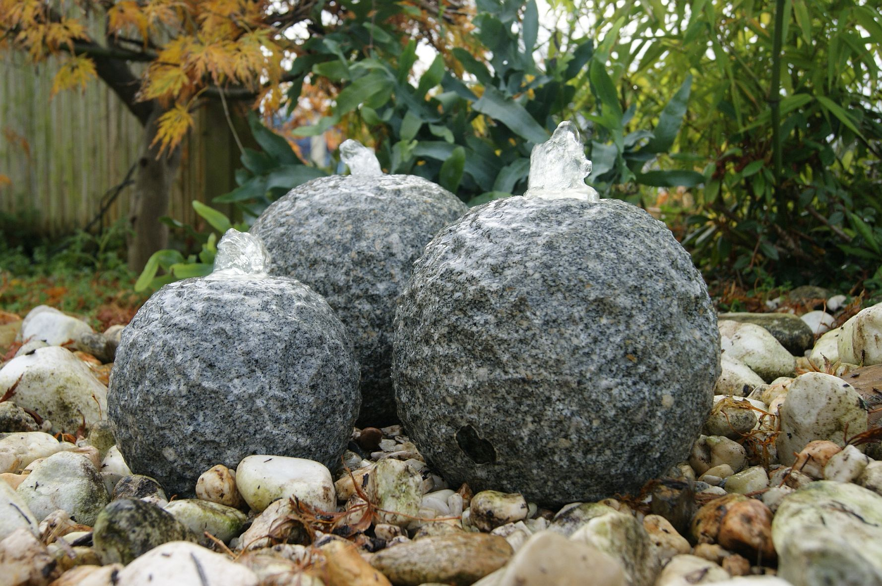 Kit complet fontaine de jardin AREZZO Ubbink