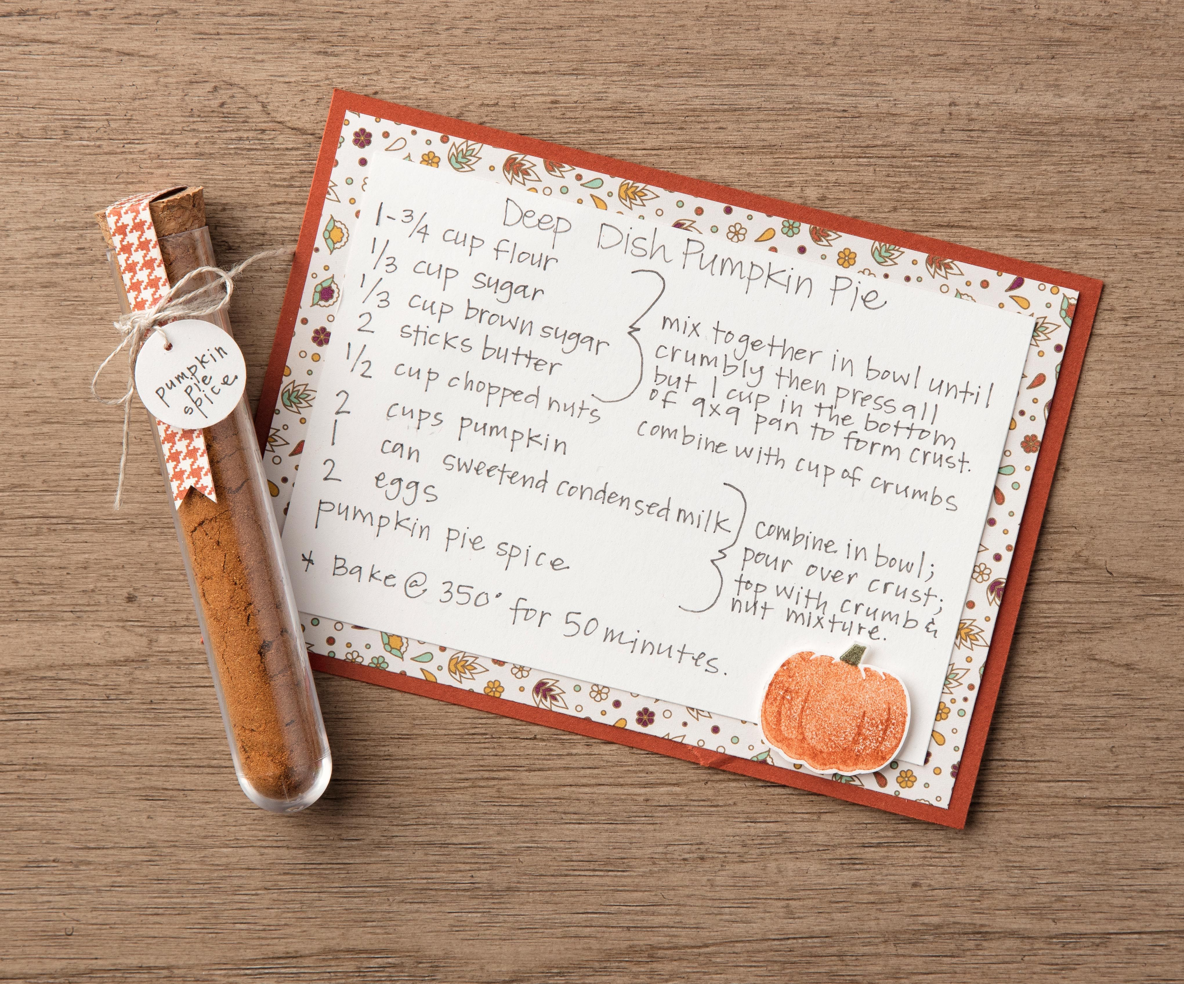 Easy Thanksgiving Cards To Make