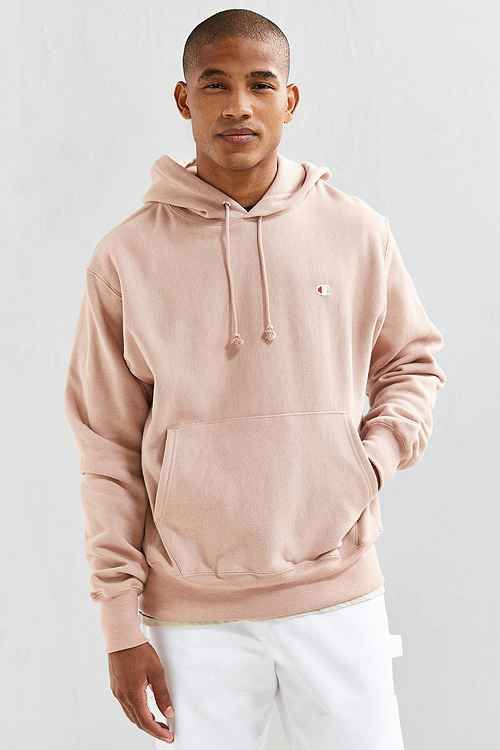 a97344d9 Champion Hoodie Rose Blush | Ootd in 2019 | Pink champion hoodie ...