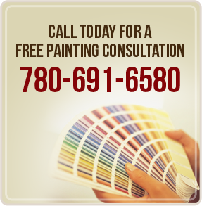 Call Today for a Free Painting Consultation 780-691-6580
