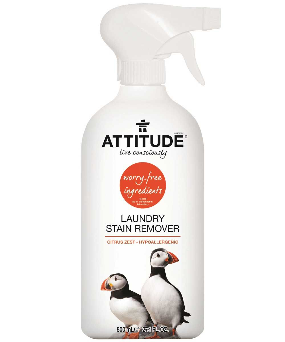 Stain Remover Spray Nature Citrus Zest Laundry Stain