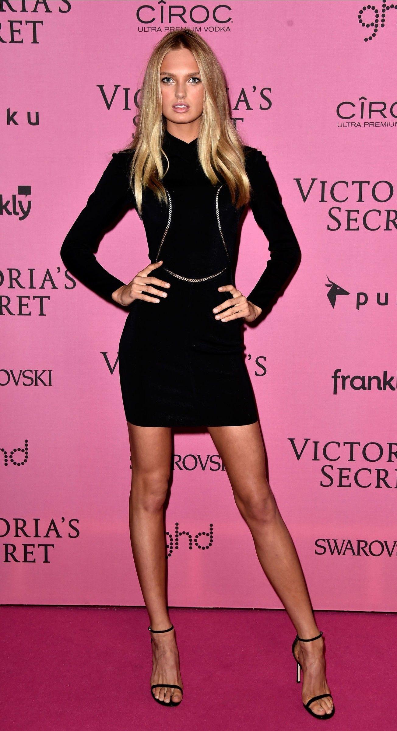 Romee Strijd Fashion Clothes Women Victoria Secret Fashion Show Victoria Secret Fashion [ 2402 x 1304 Pixel ]