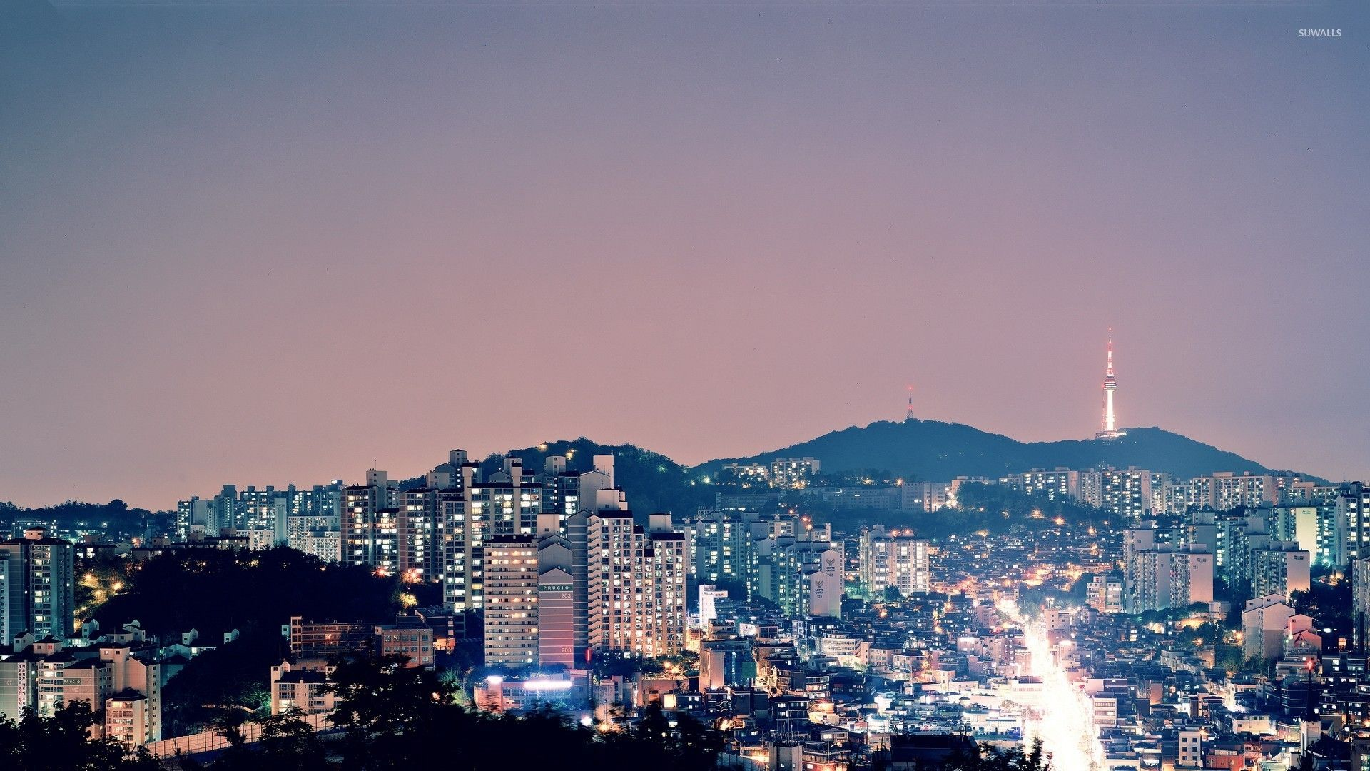 seoul wallpapers 10 | hd wallpapers | pinterest | seoul, wallpaper