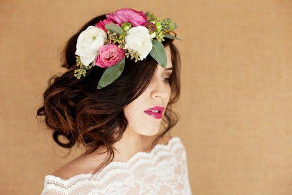 Coiffure mariage cheveux longs et coiffure mariage mi long en 60 idées