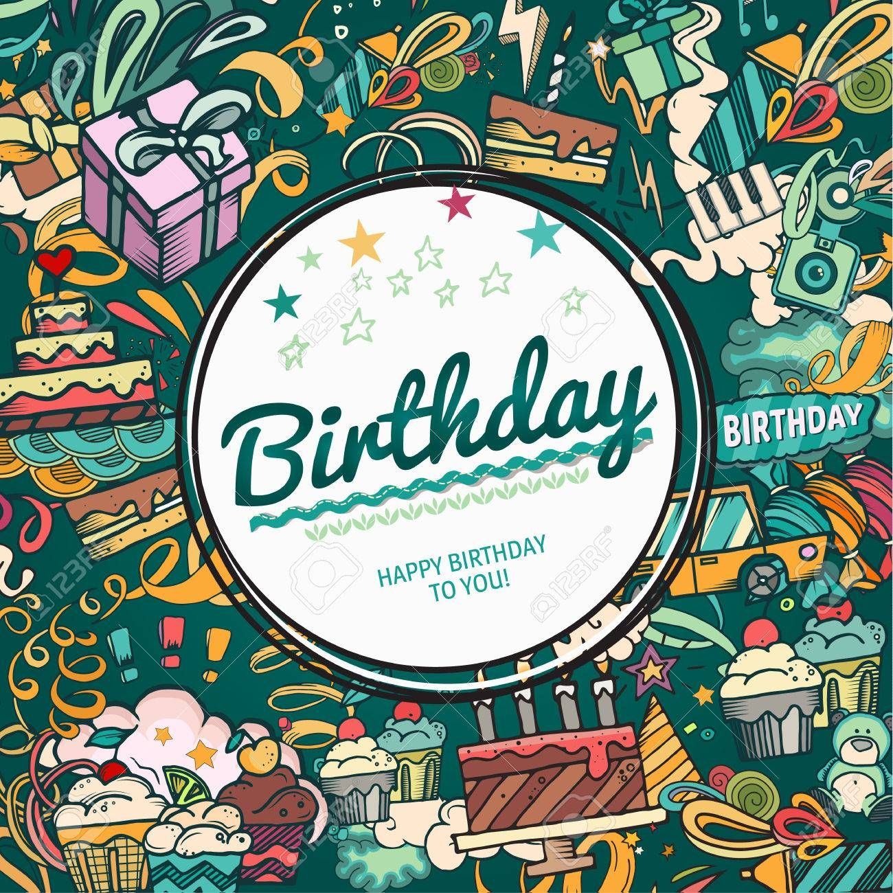 The Surprising Birthday Background Collage Photo Frame Card Album Template For Birthday Photo Frame Cards Birthday Photo Frame Holiday Photo Cards Template