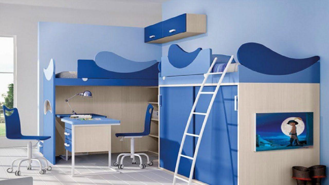 Modern beds for girls