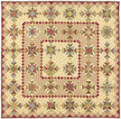 Rosie Quilts | Miss Rosie's Quilt Co. Summer Rental