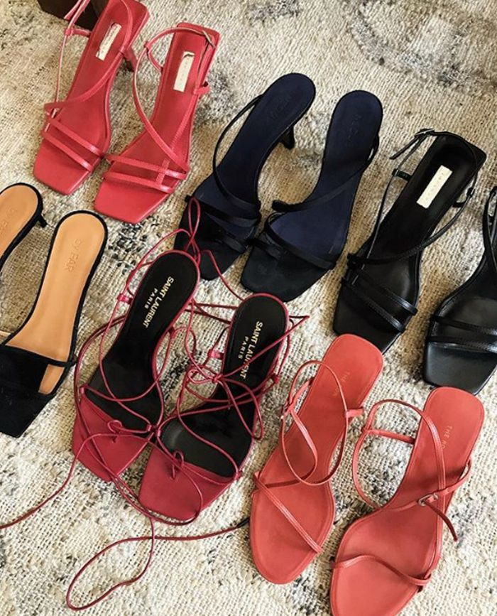 10 Standout Sandal Trends That Will See You Through the Summer 1