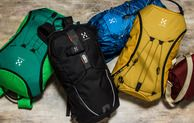 Haglofs Bags Product Launch Golf Bags