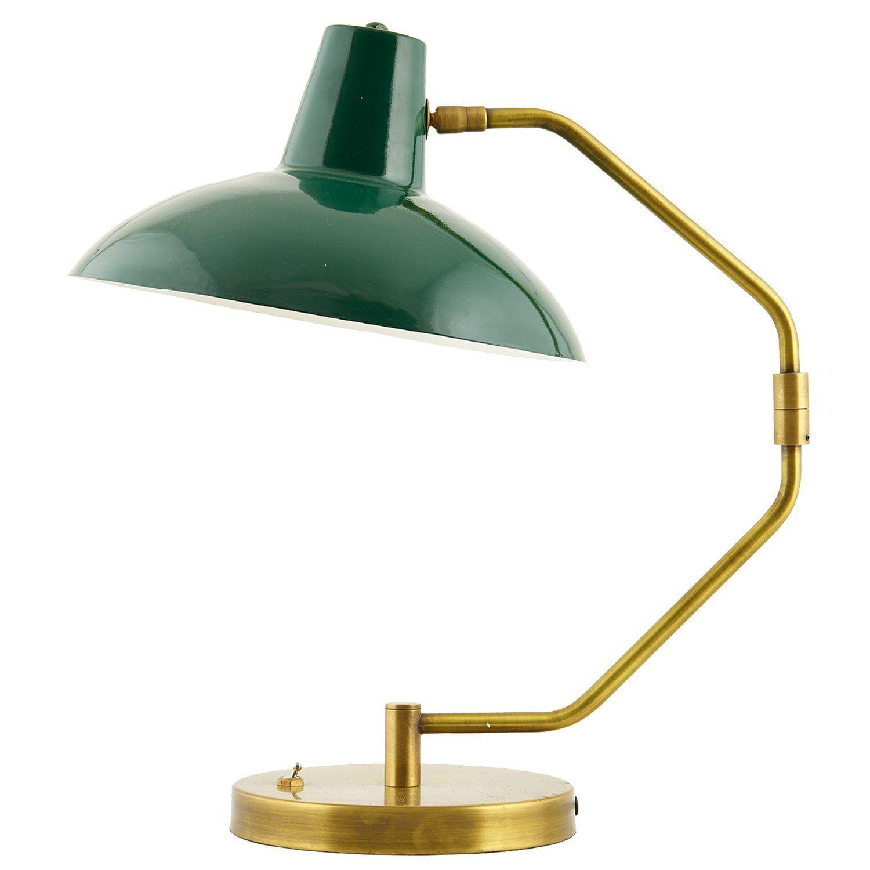 Desk pöytävalaisin, vihreä ryhmässä Valaistus / Valaisimet / Pöytälamput @ ROOM21.fi (130804)