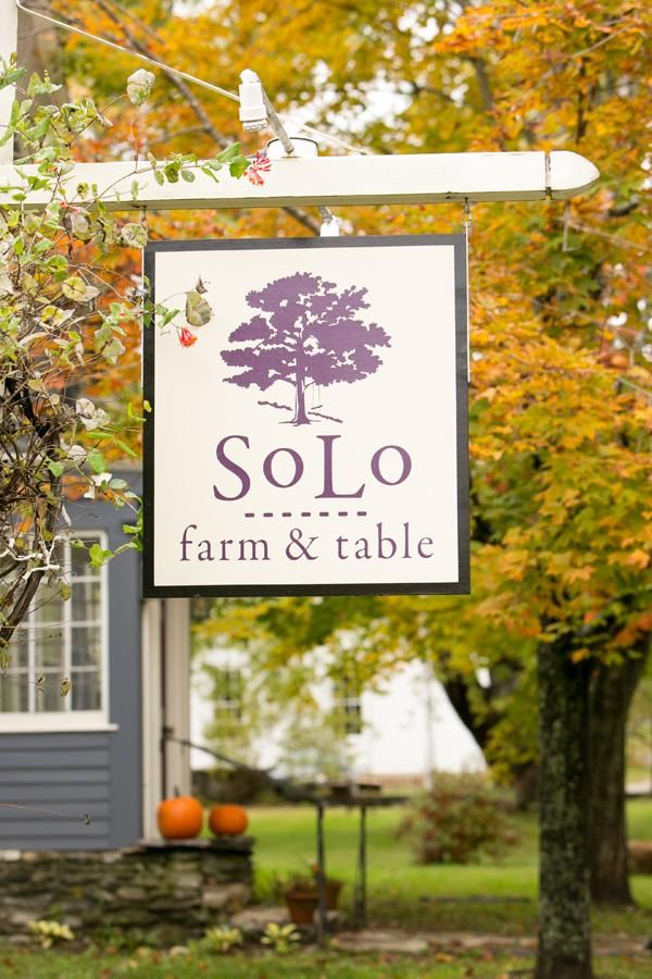 The Restaurant Solo Farm Table South Londonderry Vt
