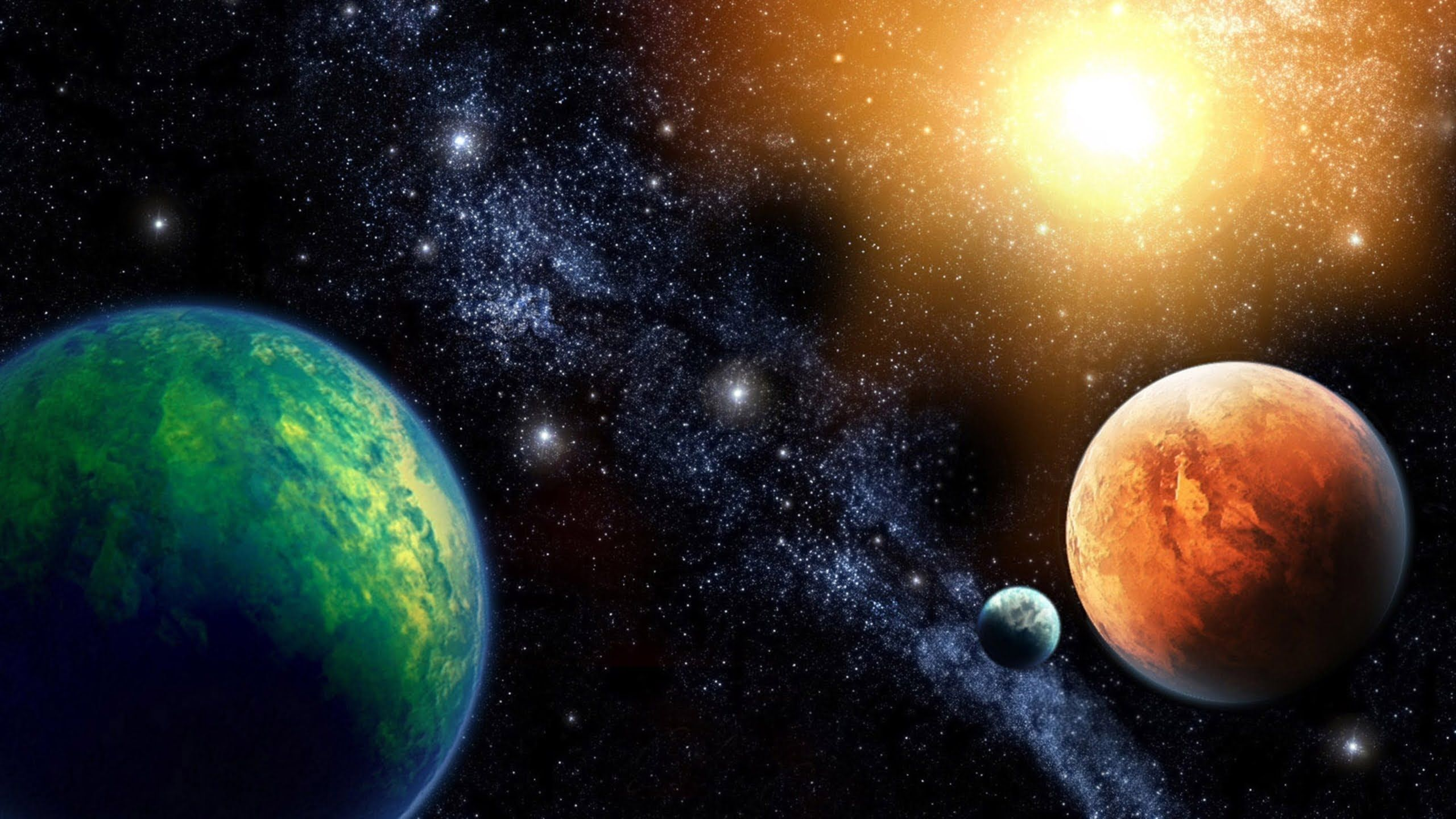 NEWS SPACE 2016 Inner Planets Venus And Mercury