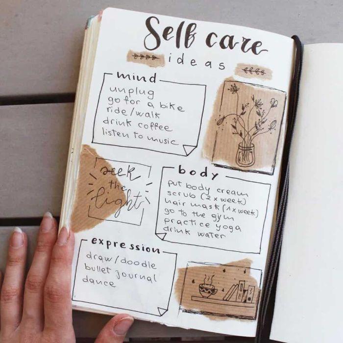 bullet-journal-zubehör-reisetagebuch-dazu-brauchen-sie-eine-weltkarte-viele-bilder-stifte-pinsel