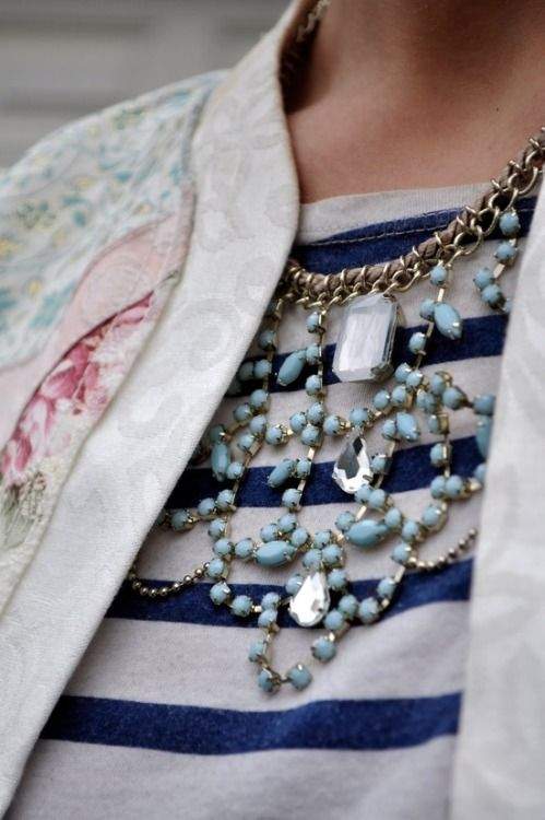 BAUBLE OF THE DAY Ocean blue baubles