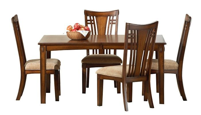 Mission Valley Collection Dining Set Pstad60 Dining Furniture