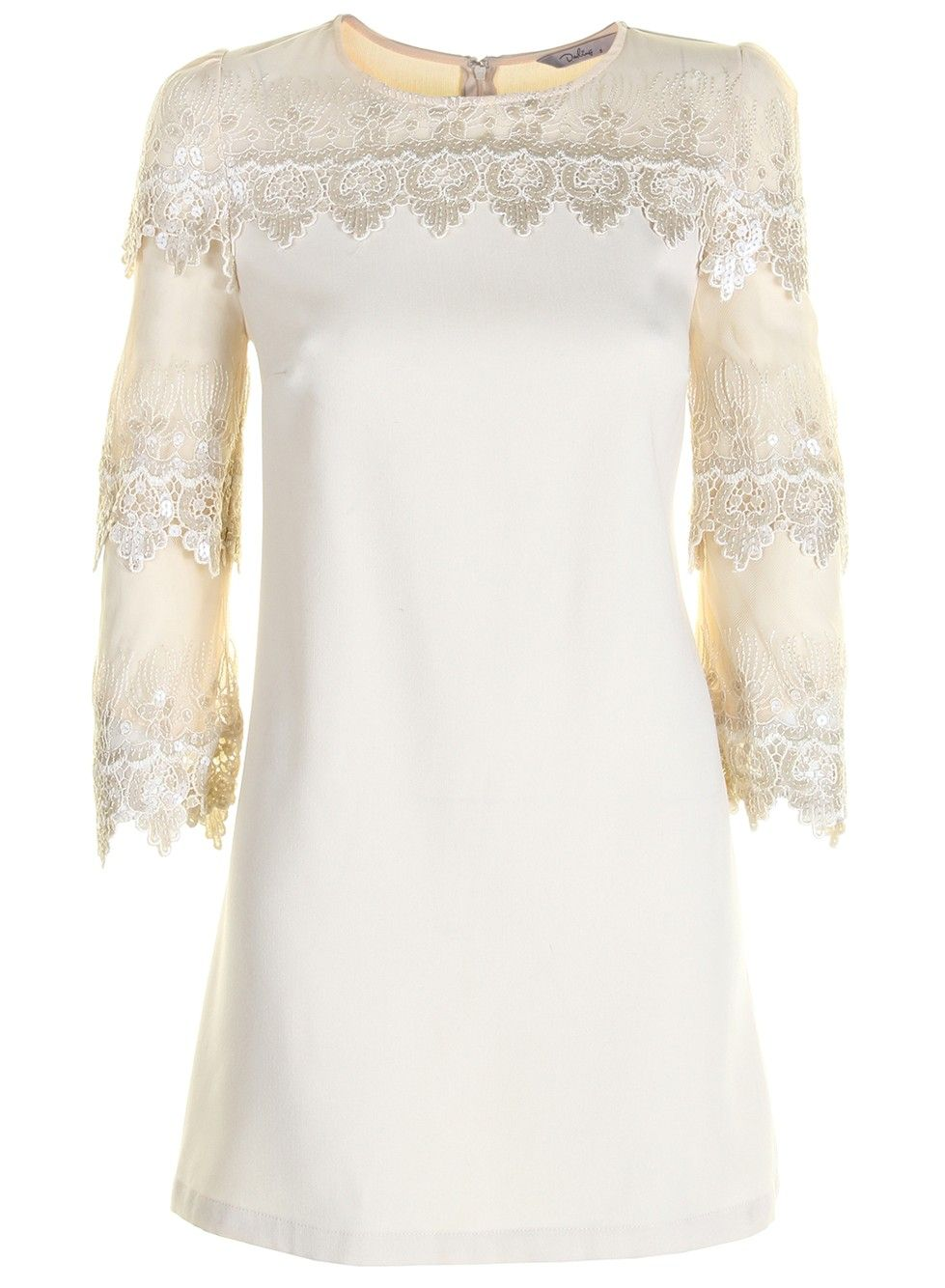 Dress for wedding engagement party  Lovely dress for engagement party or rehersal dinner Leona Tunic by