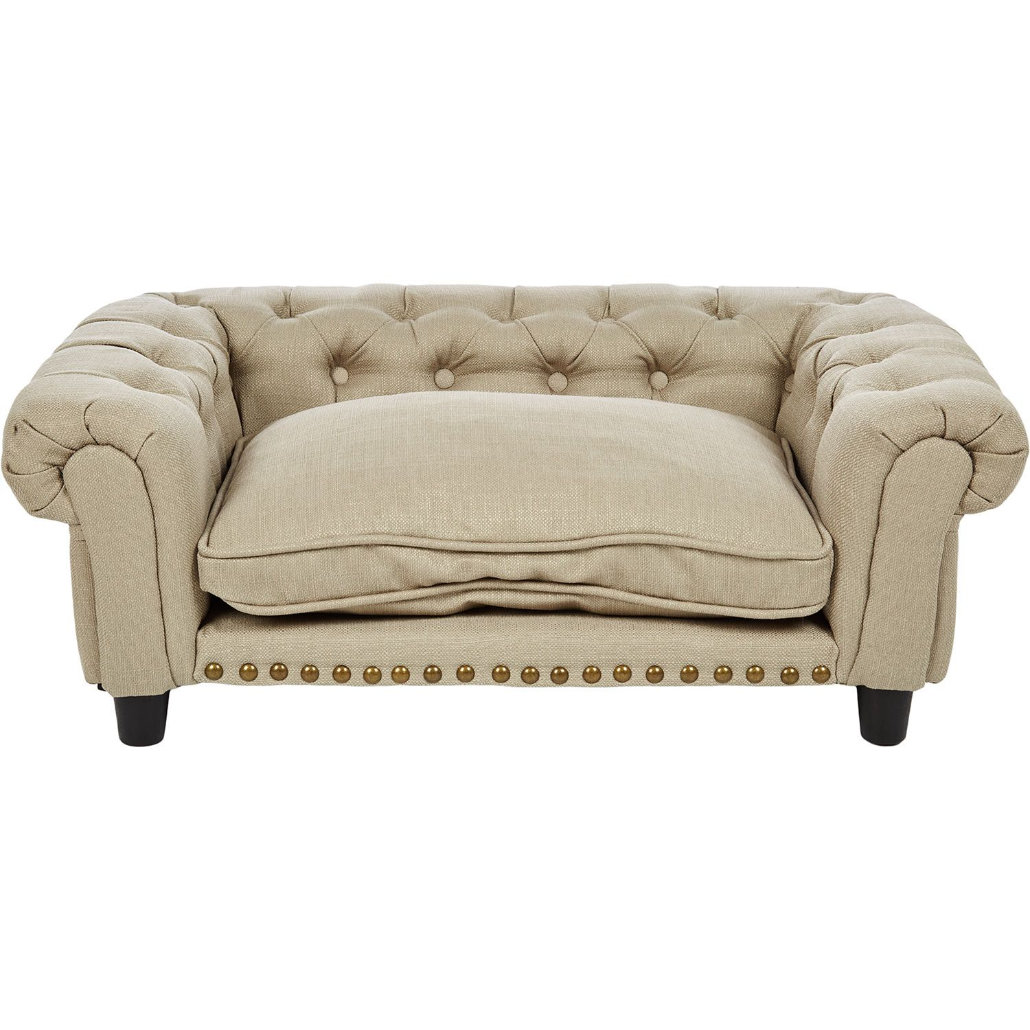 "Enchanted Home Pet"" Linen Tufted Sofa TK Maxx"