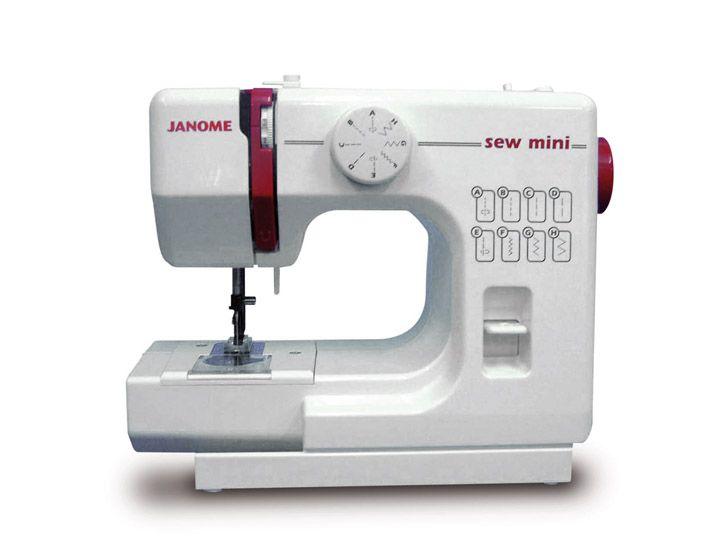 Janomeminisew Máquina De Coser Pinterest Janome And Minis Interesting Janome Mini Sewing Machine