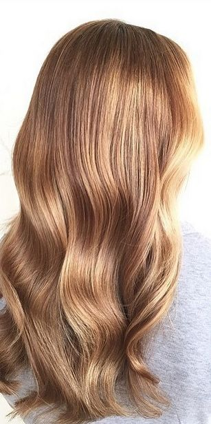 Honey Bronde Highlights My Hair Hair Honey Blonde