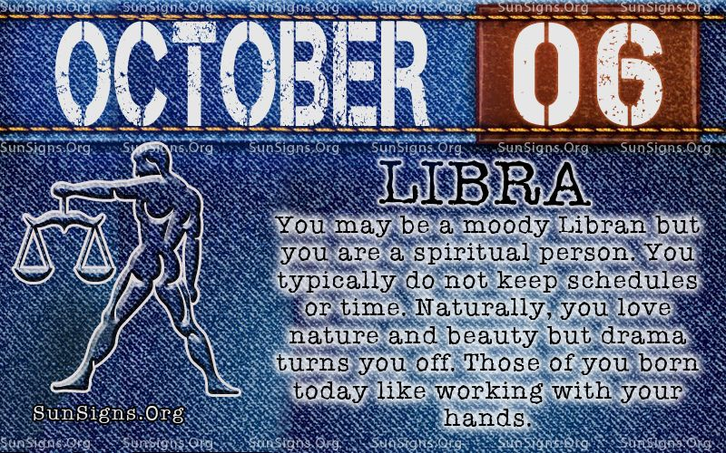 libra birthdays horoscope