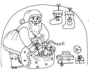 omalovanka vianočné omaľovánky pinterest