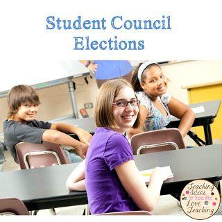 003 Keeping Student Council Fun Classroom Freebies