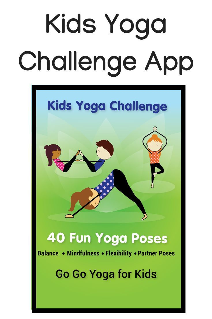 Our Products - Go Go Yoga For Kids