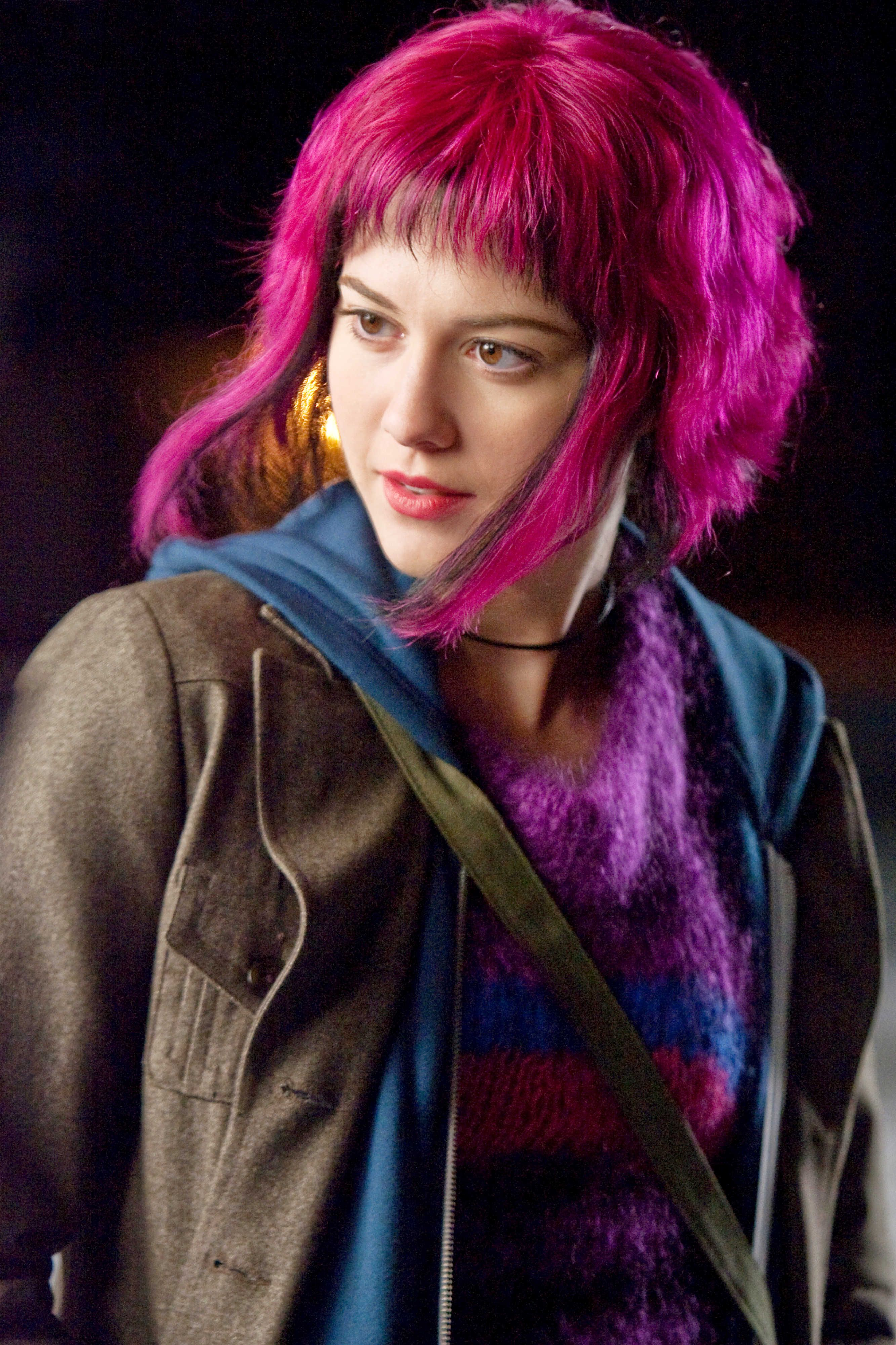 Ramona Flowers Blue Short Hair | Cool hairstyles ...