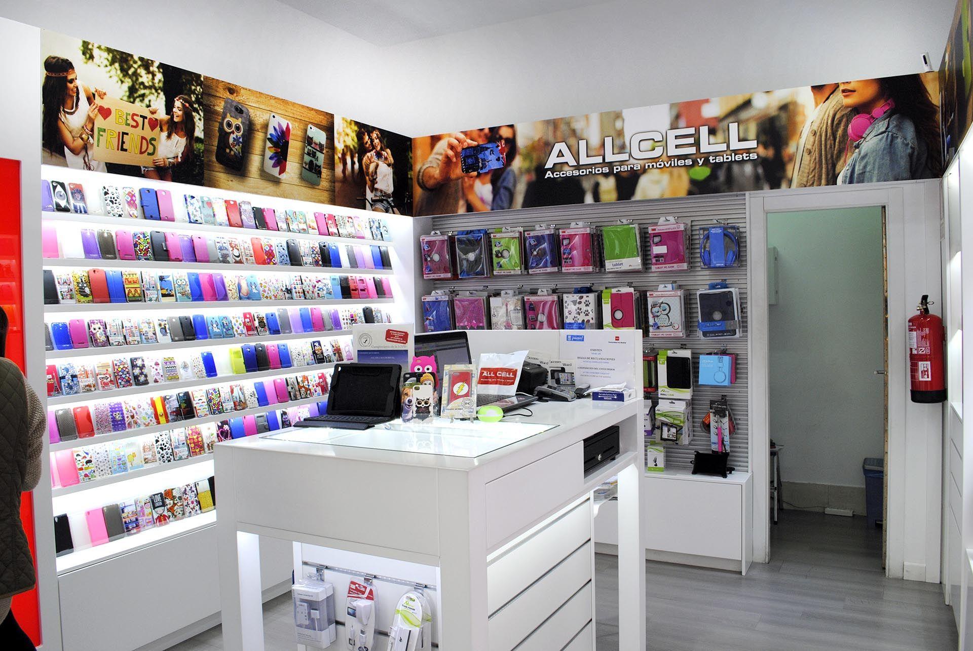 All Cell Tienda De Celulares Accesorios Moviles Productos