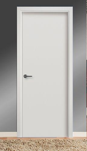 Puertas lacadas en blanco de eurodoor todos los estilos - Puertas lacadas blancas precios ...