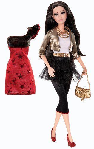 Mattel Barbie Y7441 - Life in the Dreamhouse Raquelle, Puppe ...