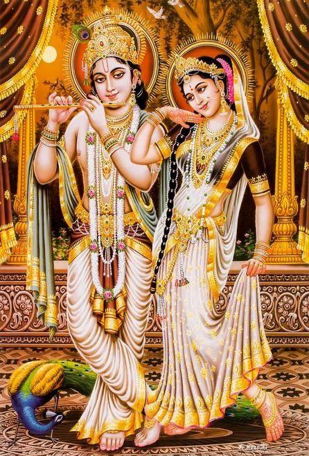Pin by Tania Sharma Sonar on Om Shri Krishna in 2020