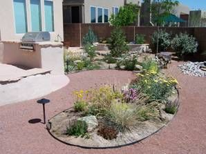 Southwest garden landscape Planning and installing your Southwest