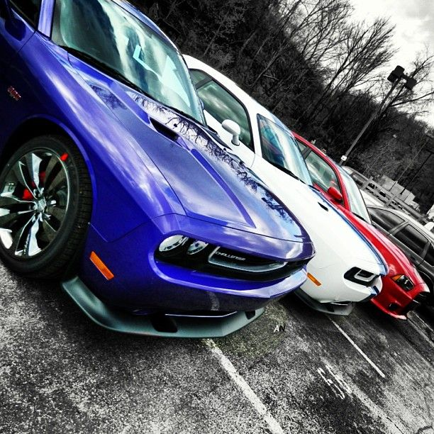Dodge SRT's - Wish List!