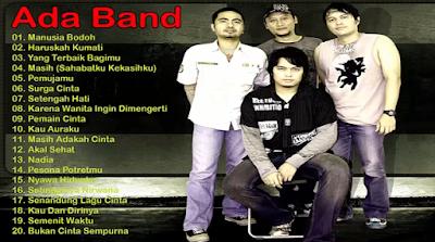 Download Lagu Ada Band di 2020 Lagu, Lagu terbaik, Musik
