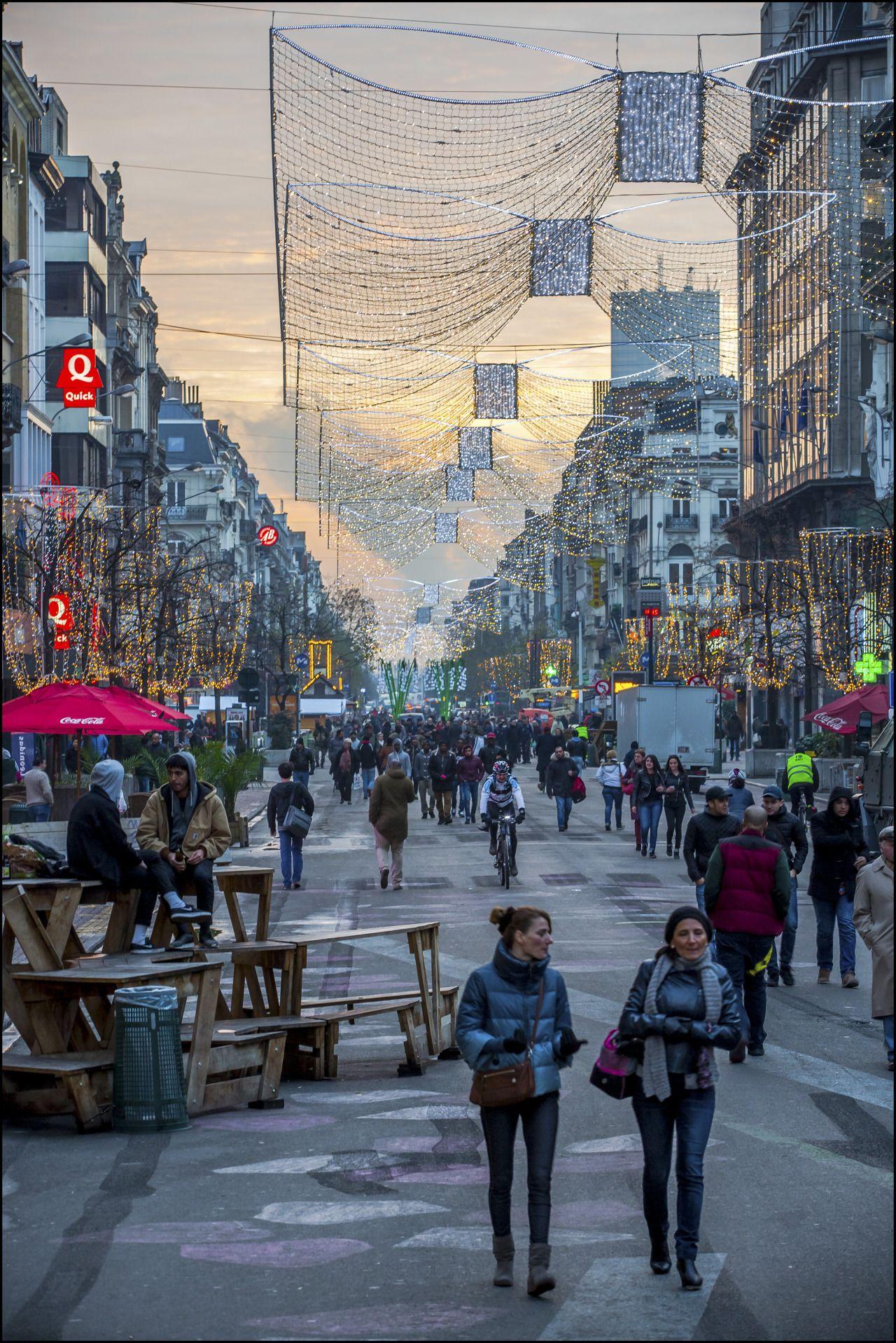 Edanhier Brussels Belgium Belgium Landmarks