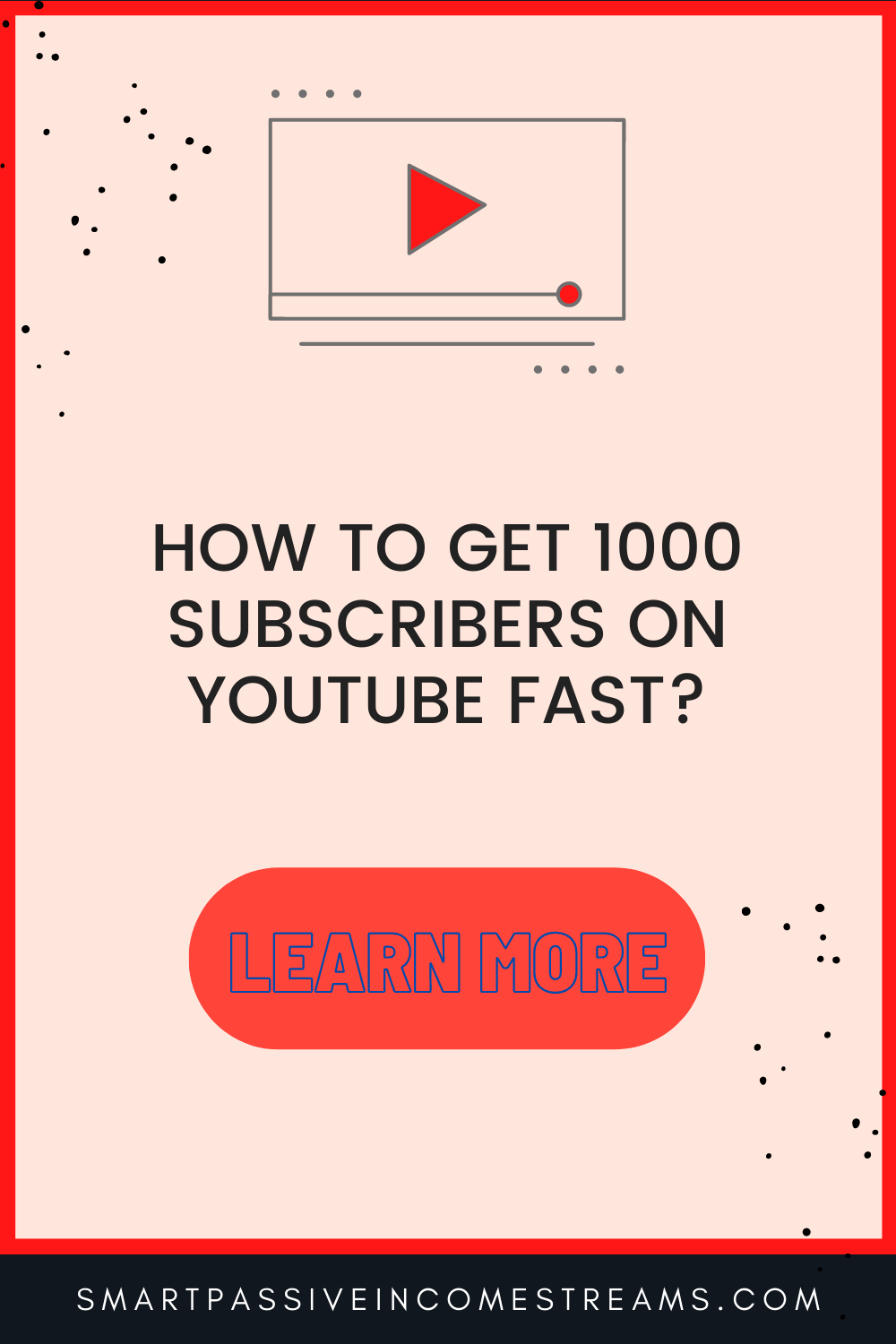 How To Get 1000 Subscribers On Youtube Fast Youtube Subscribers Youtube How To Get