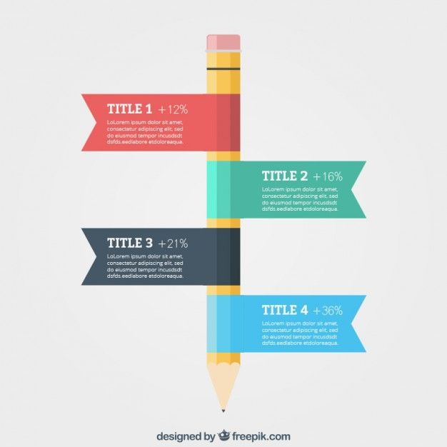 infographic template free download
