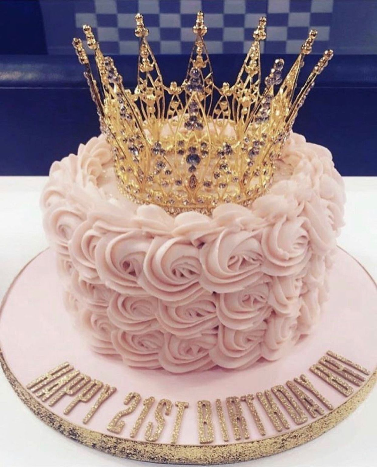 Superb Princess Cake With Images 21St Birthday Decorations 21St Funny Birthday Cards Online Chimdamsfinfo