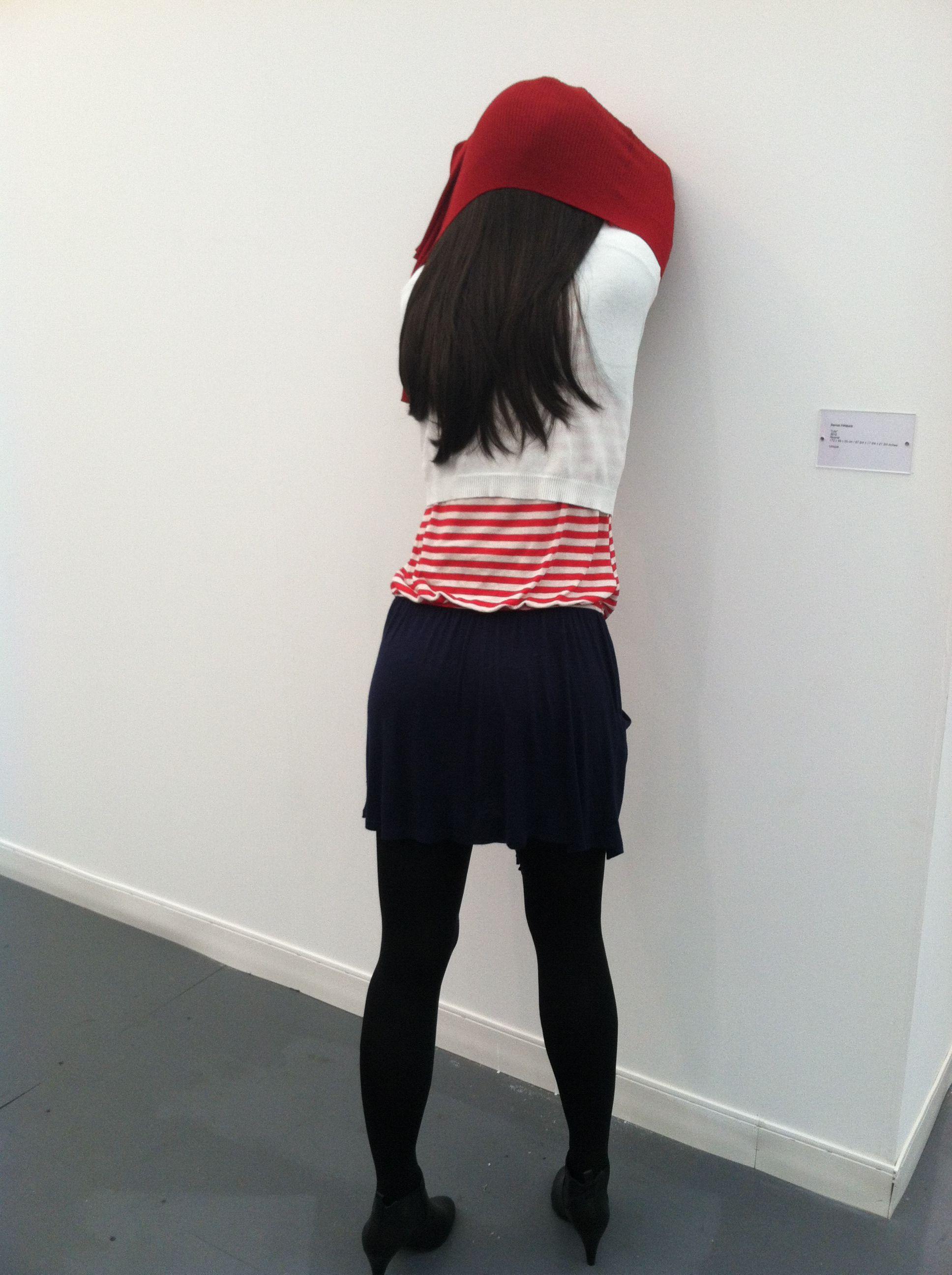 Frieze Art Fair, 5/12. Daniel Firman, Lea, 2012.