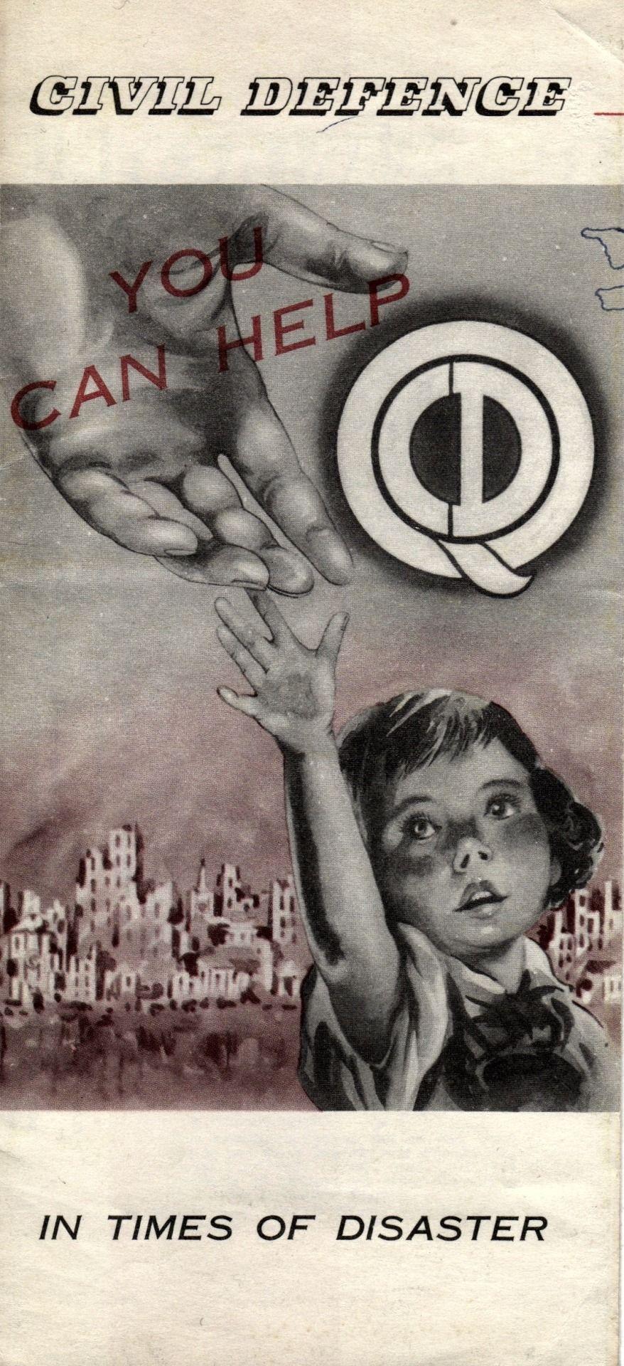 C I V I L D E F E N C E Photo Nihilism, Civil defense