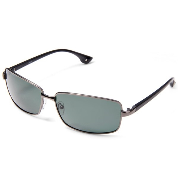 10.56$  Watch now - http://diay9.justgood.pw/go.php?t=131375801 - 8621 Men Outdoor Sun Glasses Light Green Polarized Lens Metal Frame Nose Bridge with Silicone Pad 10.56$