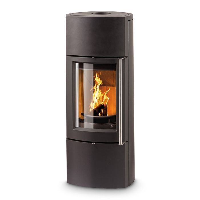 leda kaminofen delta plus 6 kw speicherofen ofen kaminofen kamin ofen. Black Bedroom Furniture Sets. Home Design Ideas