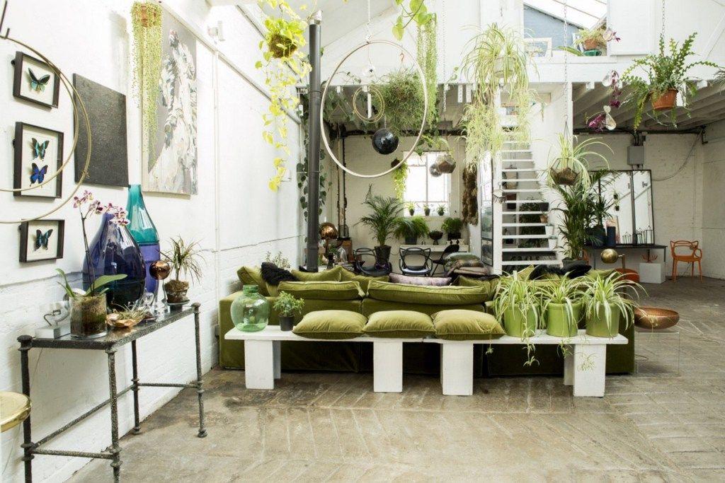interior tips -the perfect indoor planter - indoor plants - #greendesign #urbanjungle ITALIANBARK interior design blog - green loft london