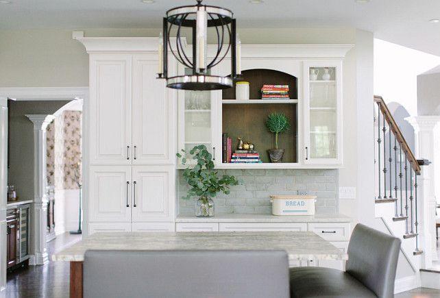 Kitchen Pantry Cabinet Layout. White Kitchen With Pantry Cabinet. Kitchen  Pantry Cabinet. #
