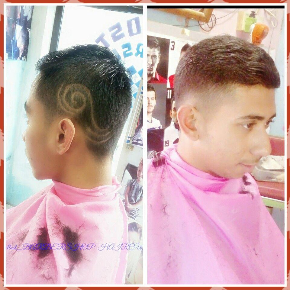 Haircut Wekcome To HellostBARBERSHOP LAWANG MALANG INDONESIAN - Hairstyle barbershop indonesia