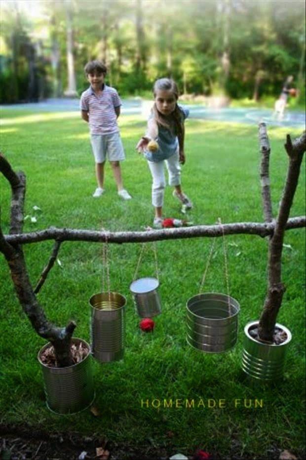 Juegos Divertidos Al Aire Libre Para Fiestas Infantiles Jocs Nens