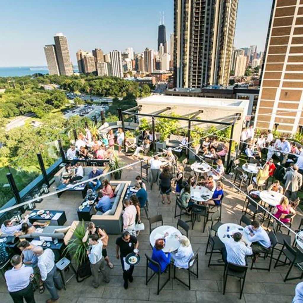 Great Best Roof Top Bars In Chicago **** As You Stroll Down The Streets Design