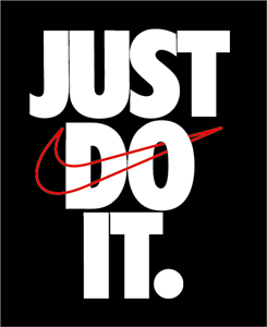 Nike Just Do It Logo Vector Download Free Nike Just Do It Vector Logo And Icons In Ai Eps Cdr Svg Png Formats Vector Logo Just Do It Cool Nike Logos
